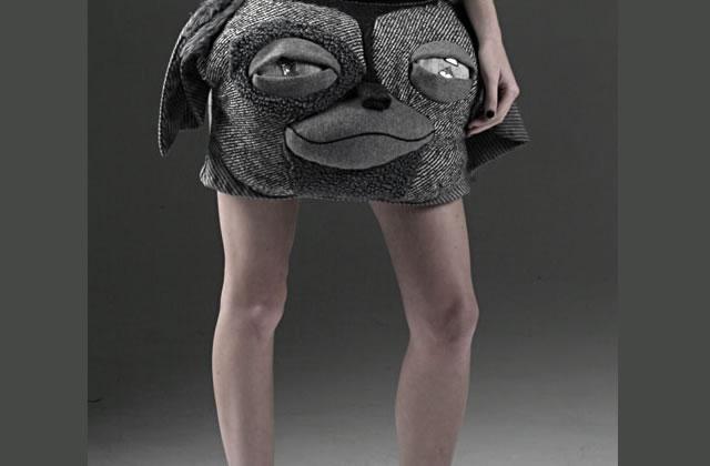 La jupe Gizmo de  Brian Lichtenberg : Me likey !