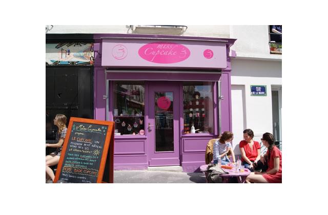 Miss Cupcake : «Du bonheur en forme de cupcakes»