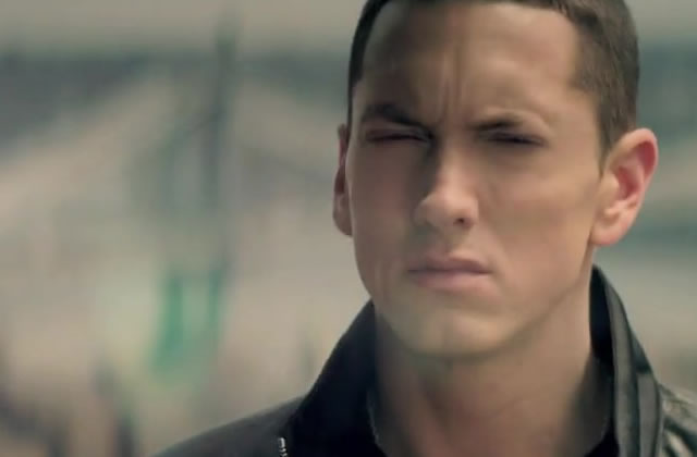 Not Afraid, le nouveau clip d'Eminem