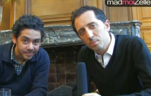 Lien permanent vers Rediff – Gad Elmaleh & Manu Payet, l'interview impossible