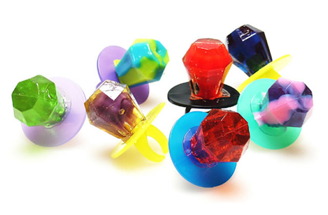 Les Ring pop : Me Likey !
