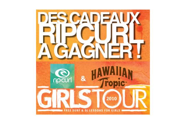 Rip Curl Girls La Ciotat – le teaser
