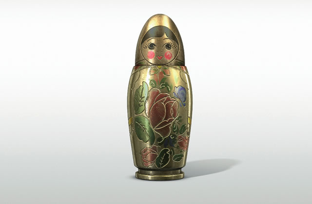 Russian Dolls, la nouvelle campagne d'Amnesty International