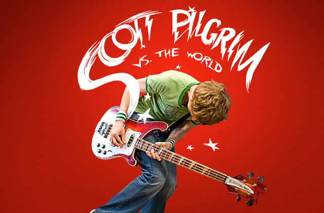 Scott Pilgrim VS The World : il FAUT t'y mettre