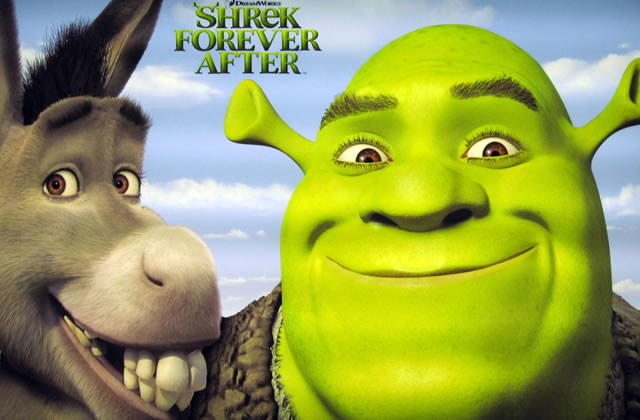 Shrek 4, on l'a vu, on vous raconte
