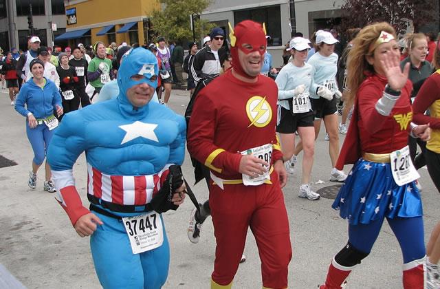 Devenez un super héros et gagnez 1000 $