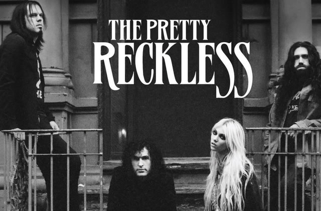 Taylor Momsen & son groupe The Pretty Reckless sortent leur premier EP