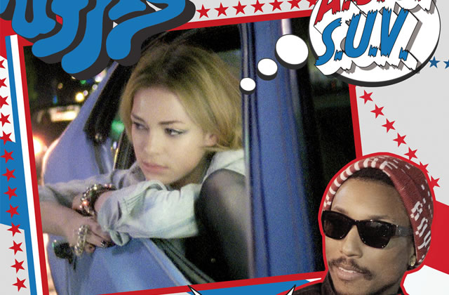 Le clip de « ADD SUV » d'Uffie & Pharrell Williams est sorti