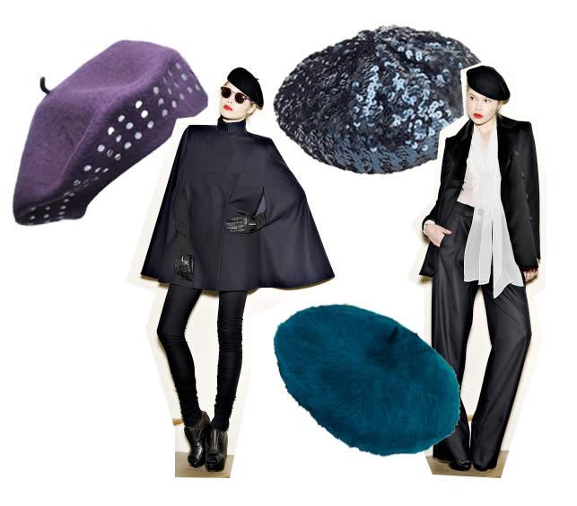 bannièrebéret Les chapeaux de lautomne hiver 2010/11