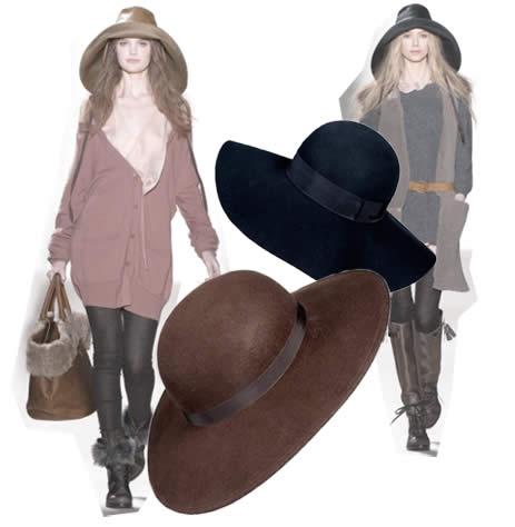 bannièrecapeline Les chapeaux de lautomne hiver 2010/11