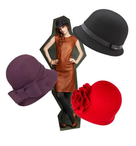 bannièrecloches Les chapeaux de lautomne hiver 2010/11