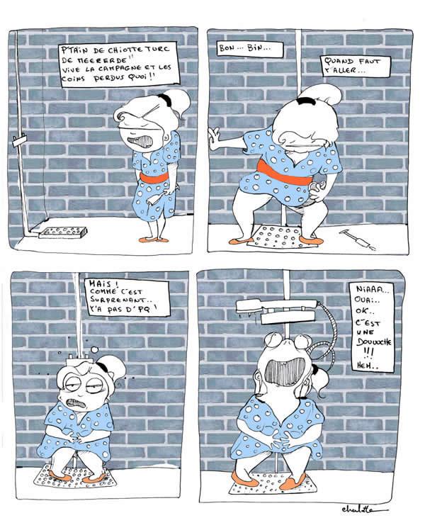 Une histoire de pipi   Le dessin de Charlotte charlottepipi