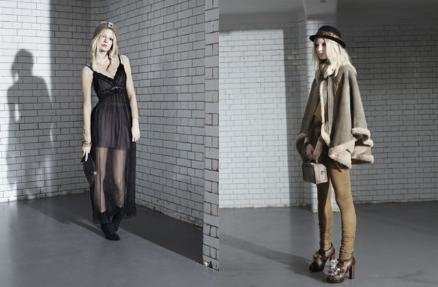 Collection Topshop Automne Hiver 2010 2011