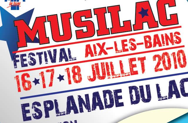 Festival Musilac 2010 : bons points et bonnets d'âne !