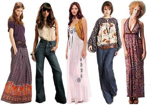 Style et look hippie