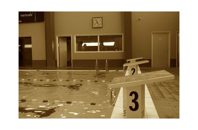 Le retour à la piscine