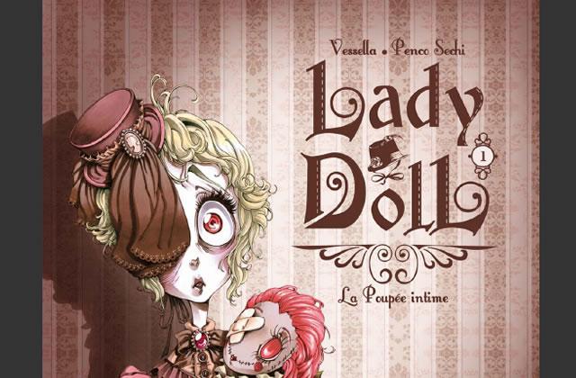 Lady Doll T1, La Poupée Intime