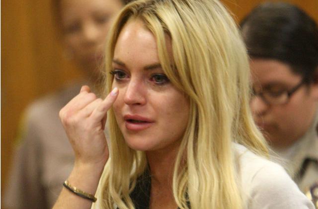 Lindsay Lohan condamnée à 90 jours de prison