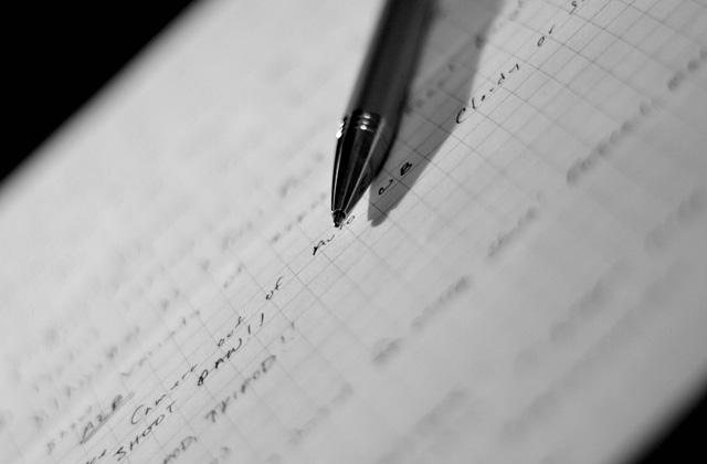 Le meilleur de vos participations à l'atelier écriture