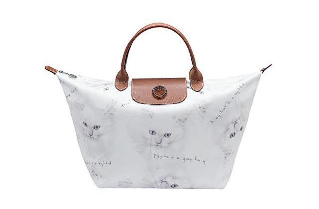 Le sac Minou Minou d'Adam Anastas pour Longchamp : Me Likey !