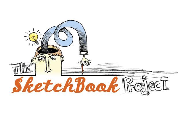The Sketchbook Project : le projet qui va t'occuper l'été