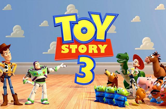 Toy Story 3 : le plus beau volet de la saga pour grands enfants