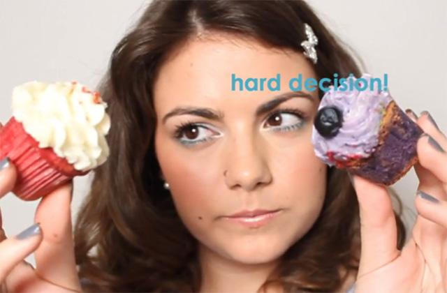 Le Tuto Vidéo CupCake Make-up de Sara