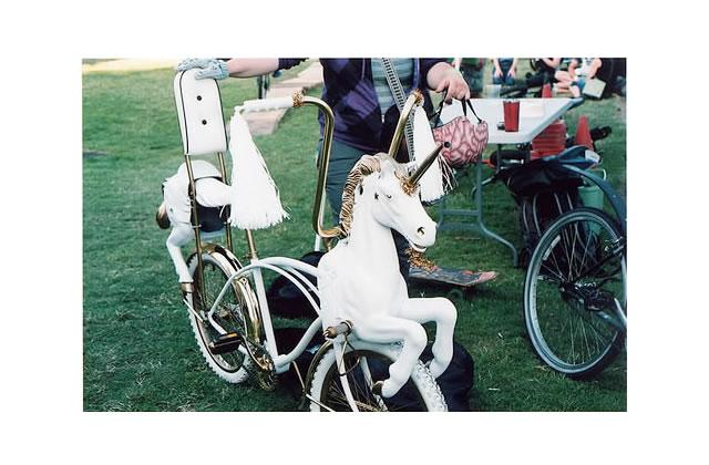 Le vélo licorne : Me Likey !
