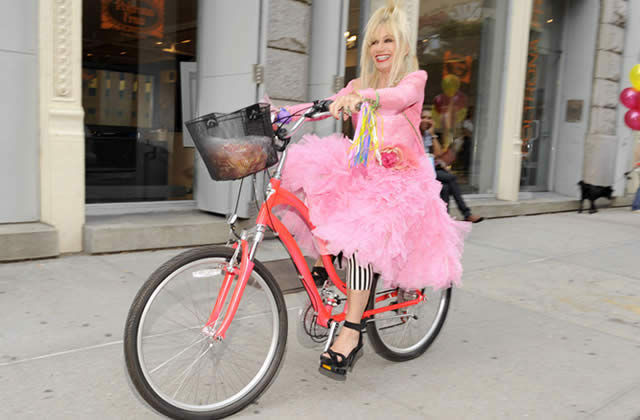 betsey johnson vélo