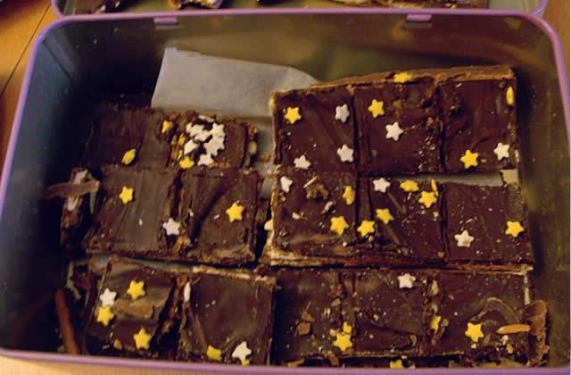 bouchées chocolat hypercaloriques