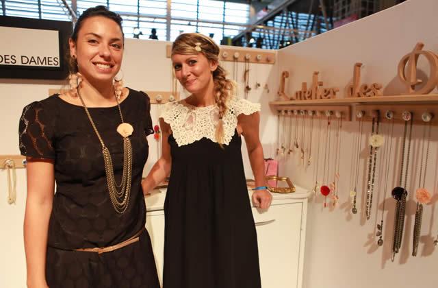 carolinequitterie Interview des créatrices des bijoux de Latelier des Dames