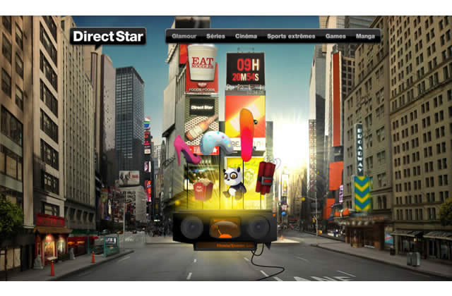 direct star