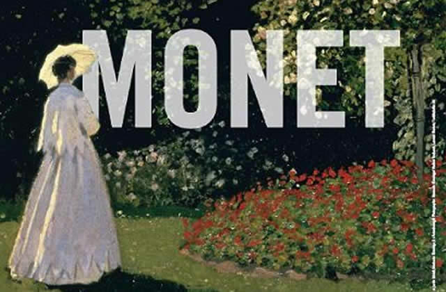 exposition monet grand palais paris