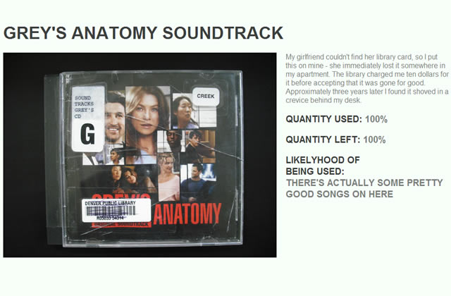 greys anatomy soundtrack