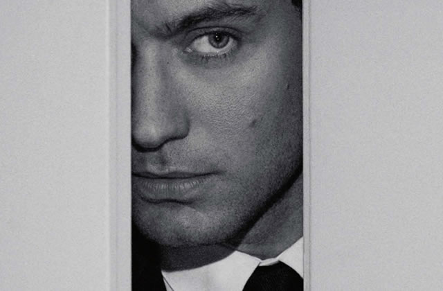 jude law dior homme