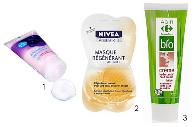 masques visage  hydratants