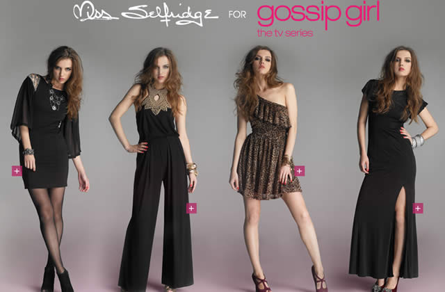 miss selfridge gossip girl