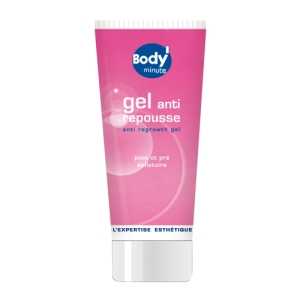 Eloge du rasoir par un Yéti Mécontent soin corps body minute gel anti repousse light