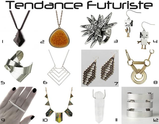 tendances bijoux 2010 2011 futuriste
