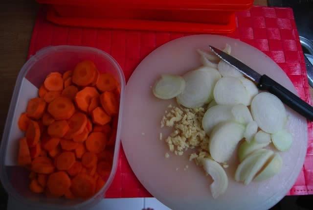 recette carottes confites au miel
