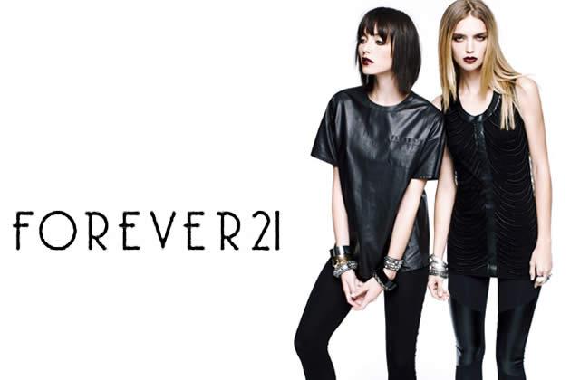 Forever21 Europe France