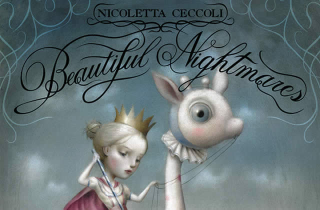 beautiful nightmares Nicoletta Ceccoli