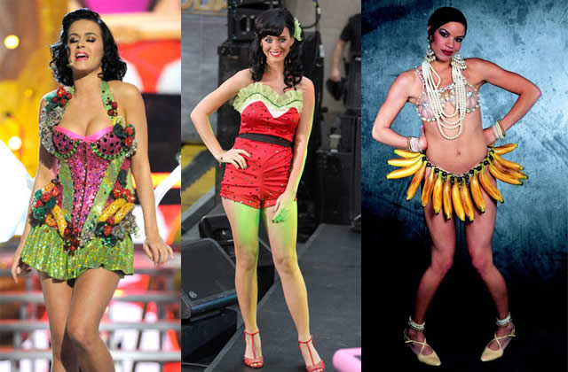fruits katy perry banane