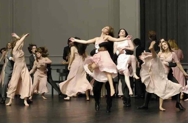 les rêves dansants pina bausch