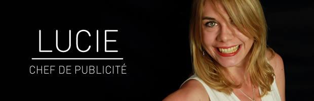 lucie Léquipe de madmoiZelle.com