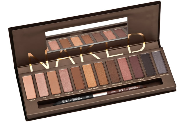 Remix : la palette Naked d'Urban Decay
