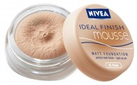 Test : Nivéa Ideal finish mousse