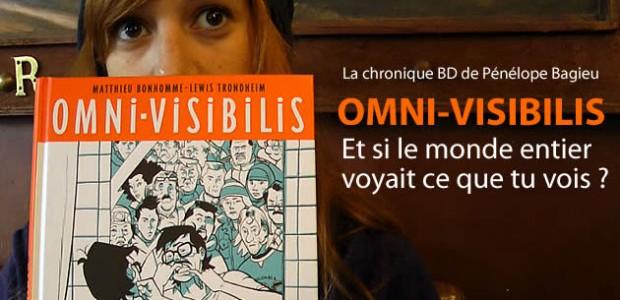 Omni-Visibilis : et si l'univers entier voyait ce que tu fais ?