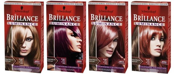brillance luminance Schwarzkopf