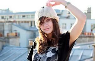 Lien permanent vers Diane Sagnier, son Street Style sur les toits de Paris